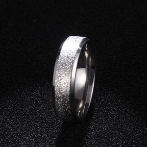 NWT! Sparkling Stainless Steel Silver Band Ring!